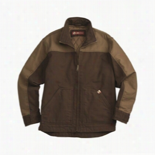 DRI DUCK Horizon Two-Tone Cotton Canvas Jacket