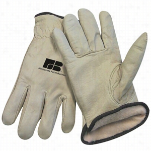 Insulated Cowhide Glove