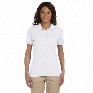 Jerzees 5.6 oz 50/50 Jersey Sport Shirt with SpotShield