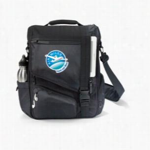 Life in Motion Momentum Computer Messenger Bag