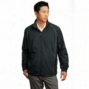 Nike Golf - Full-Zip Wind Jacket