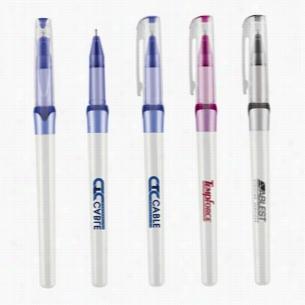 Pearlescent Orbit Gel Pen