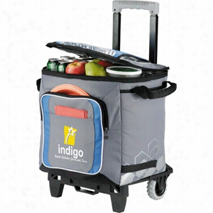 Polycanvas Arctic Zone IceCOLD Rolling Cooler 50 Cans