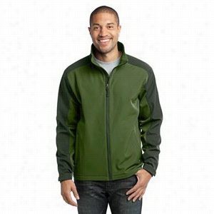 Port Authority Gradient Soft Shell Jacket