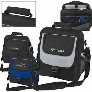 Vertical Design Computer Bag
