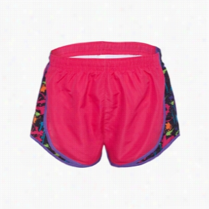 Boxercraft Ladies' Novelty Velocity Running Short