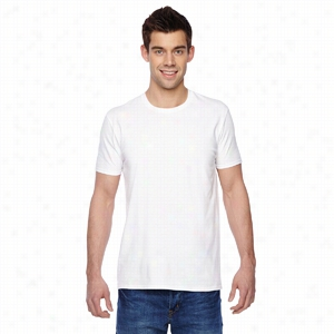 Fruit of the Loom 4.7 oz., 100% Sofspun Cotton Jersey Crew T-Shirt