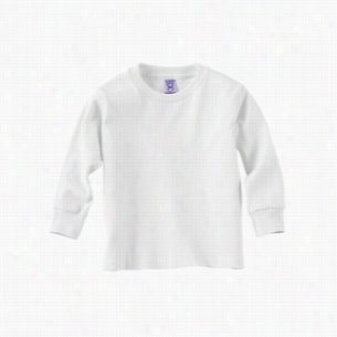 Rabbit Skins 5.5 oz Jersey Long-Sleeve T-Shirt