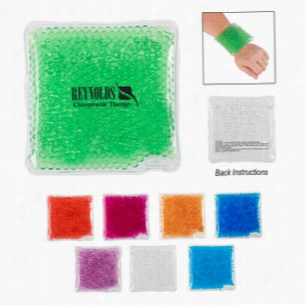 Square Gel Beads Hot Cold Pack