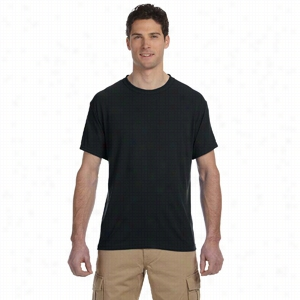 Jerzees 5.3 oz 100% Polyester Crew T-Shirt