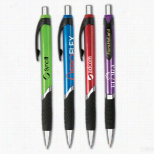 Contour Grip Click Pen