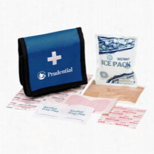 First Aid Kit W Vecro Case