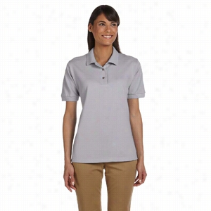 Gildan 6.5 oz Ultra Cotton Pique Polo