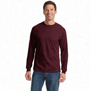 Port & Company - Tall Long Sleeve Essential T-Shirt