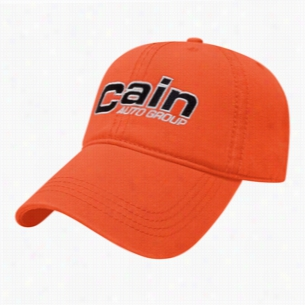 Relaxed Golf Cap Unstructured