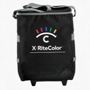Rolling Collapsible Cooler Bag