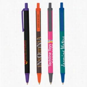 Custom BIC Clic Stic Ballpoint Pen