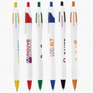 Dart Click Ballpoint Pen - Promotional Pens