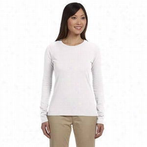 econscious 4.4 oz 100% Organic Cotton Long-Sleeve T-Shirt