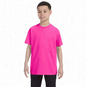 Gildan Youth 5.3 oz Heavy Cotton T-Shirt