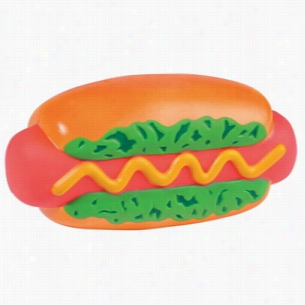 Hot Dog Squeezies Stress Reliever