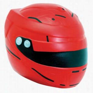 Motorcycle Helmet Squeezies Stress Reliever