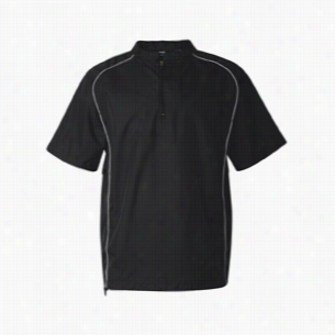 Rawlings - Short Sleeve 1/4 Zip Pullover