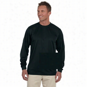 Augusta Sportswear 100% Polyester Moisture Wicking Long-Sleeve T-Shirt