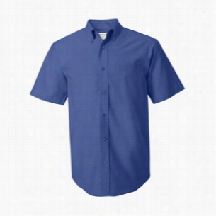 FeatherLite Short Sleeve Oxford Shirt