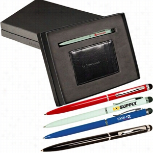 Magic Wallet & Stylus Pen Gift Set
