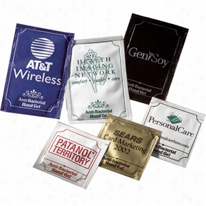 Pacific Anti-bac Gel Packets