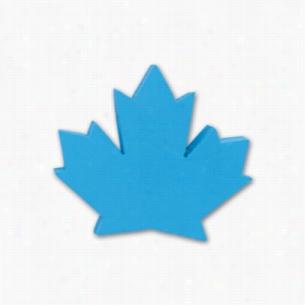 Pencil Top Stock Eraser- Maple Leaf