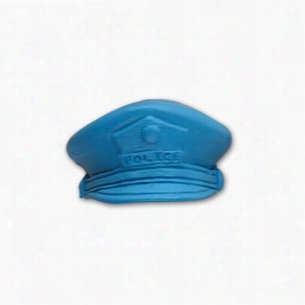 Pencil Top Stock Eraser- Police Cap