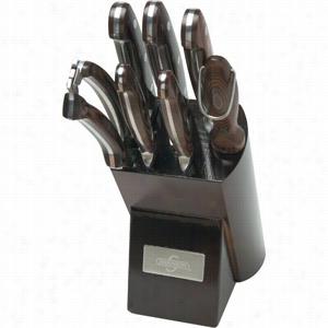 Premium 8 Piece Knife Block
