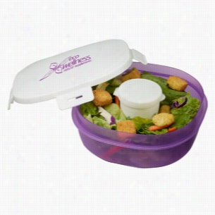 Salad-To-Go Container