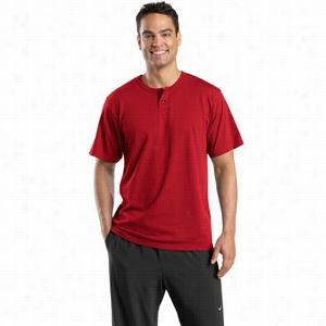 Sport-Tek Short Sleeve Henley