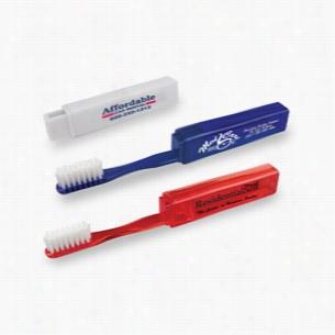 Traveler's Toothbrush