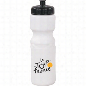 28 oz Sport Bottle with Translucent Lid