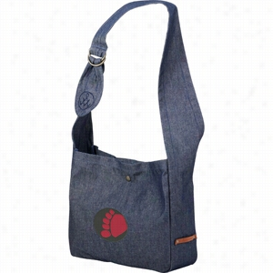 Alternative Cross Body Slouch Tote