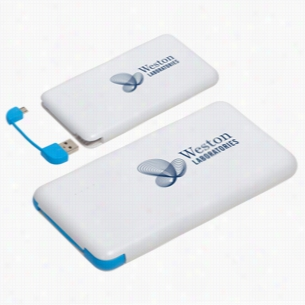 Fast & Smart IC - 8000mAh Power Bank with 1 USB port