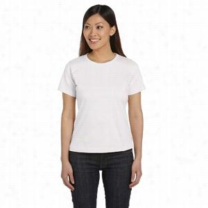 LA T Sportswear Combed Ringspun Jersey T-Shirt