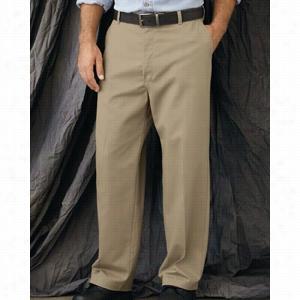 Red Kap Plain Front Casual Cotton Pant