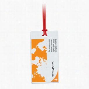 Travel Slip-In Id Luggage Tag