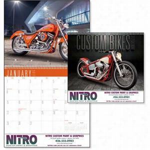 Custom Bikes - Triumph Calendars