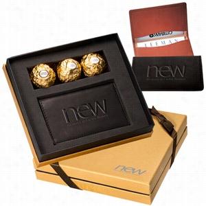 Ferrero Rocher Chocolates & Alpine Card Case