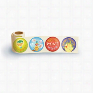 Fun Sticker Roll - Too Smart To Start