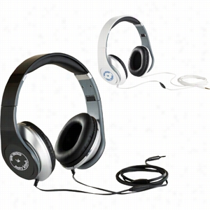 Chaos Headphones with Music Control