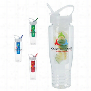 Fruit Infusion Sport Bottle - 28 oz