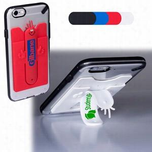 Goofy Quik-Snap Phone Pocket Stand