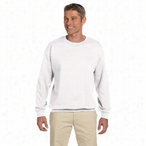 Hanes 10 oz Ultimate Cotton 90/10 Fleece Crew